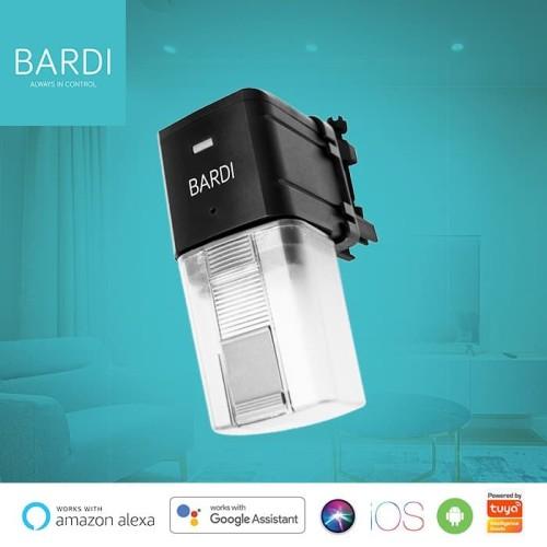 Foto Produk BARDI WiFi Smart Fish Feeder - Black IoT Home Automation (Wifi) dari Bardi Official Store