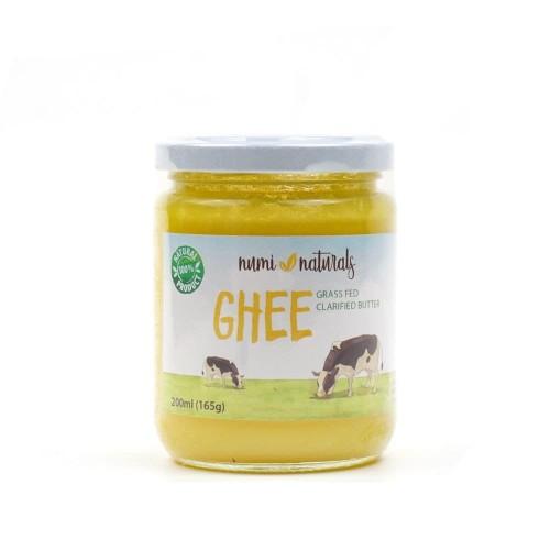 Foto Produk Ghee Numi Naturals Grass Fed Butter 200 ml dari SESA Official
