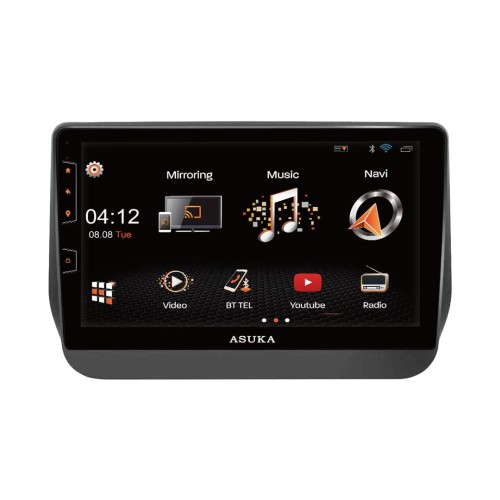 Foto Produk Headunit Android OEM Hyundai H1 2019 9inch Asuka PTA-309TV dari Asuka Car TV Shop