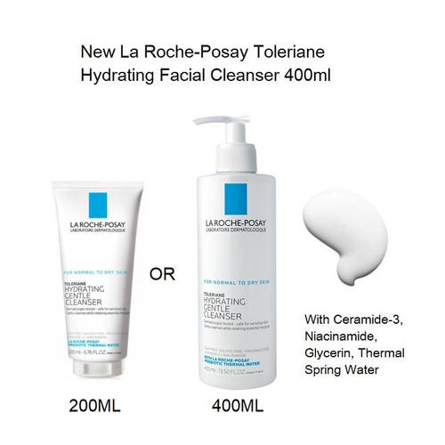 Foto Produk La Roche-Posay La Roche Posay NEW TOLERIANE dermo hydrating CLEANSER - 200ml dari Winnie's Stores