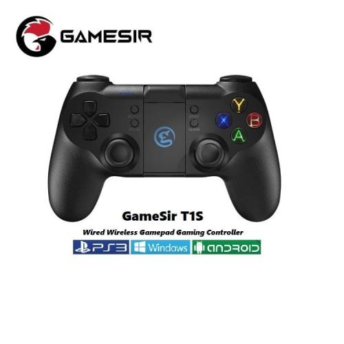 Foto Produk GameSir T1S Bluetooth 4.0 Wired Wireless Gamepad Gaming Controller dari GameSir