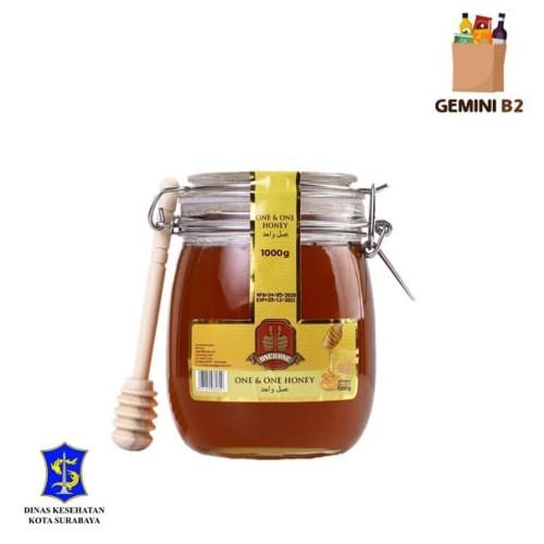 Foto Produk One & One Honey / Madu Murni 1000G dari Gemini B2