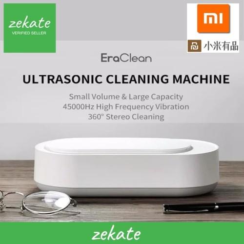 Foto Produk Xiaomi Eraclean Ultrasonic Cleaning Machine mesin pembersih dari zekate