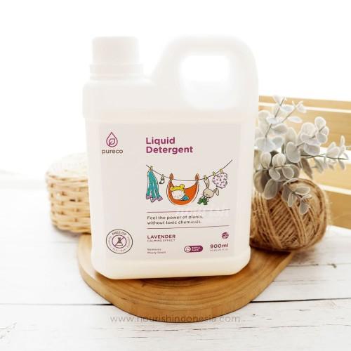 Foto Produk Pureco Liquid Detergent 900ml dari Nourish Indonesia