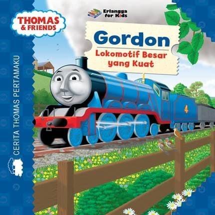 Foto Produk THOMAS & FRIENDS: GORDON LOKOMOTIF BESAR dari Penerbit Erlangga