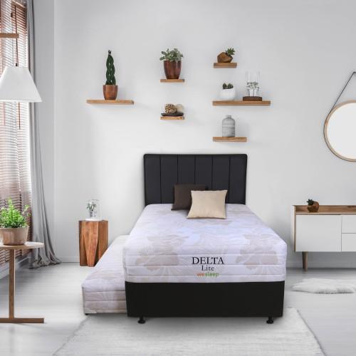 Foto Produk Wesleep 2in1 (Two In One) Set Spring Bed Delta lite - uk 100 x 200 dari wesleep Official