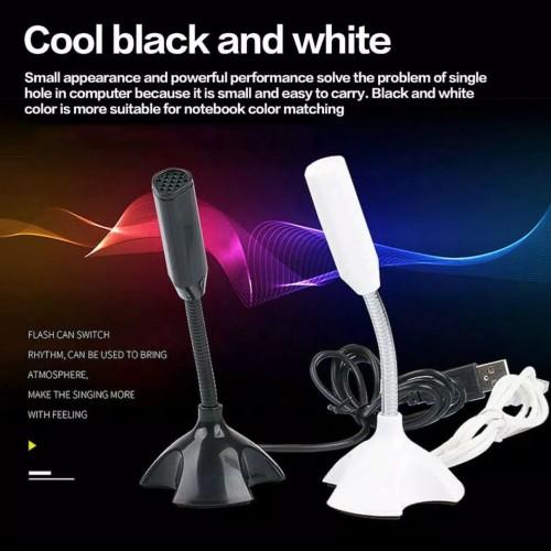 Foto Produk Microphone Meja USB stereo audio output buat zoom meeting dari Sahabat Bintang Surya