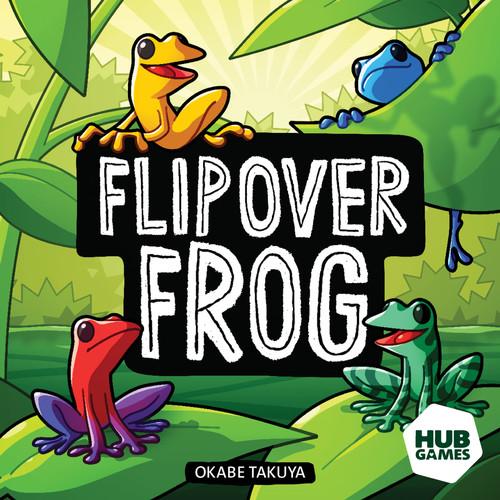 Foto Produk Flip Over Frog ( Original ) Board Game - Mainan Edukasi dari Toko Board Game