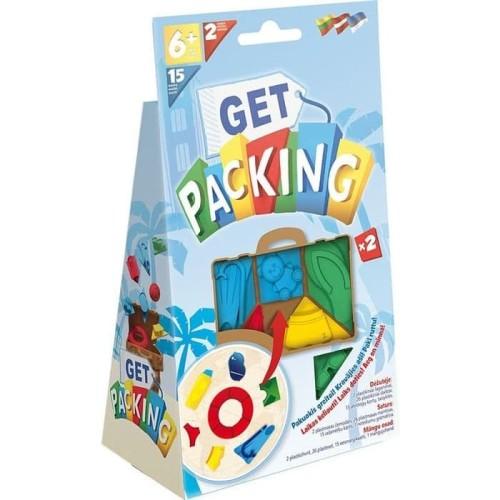 Foto Produk Get Packing 2 Players Games - Toko Board Game - Original - dari Toko Board Game