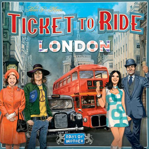 Foto Produk Ticket to Ride: London ( Original ) TBG BoardGame dari Toko Board Game
