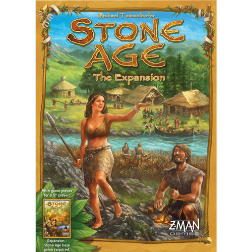 Foto Produk Stone Age: The Expansion Board Game - TBG Board Game Store dari Toko Board Game
