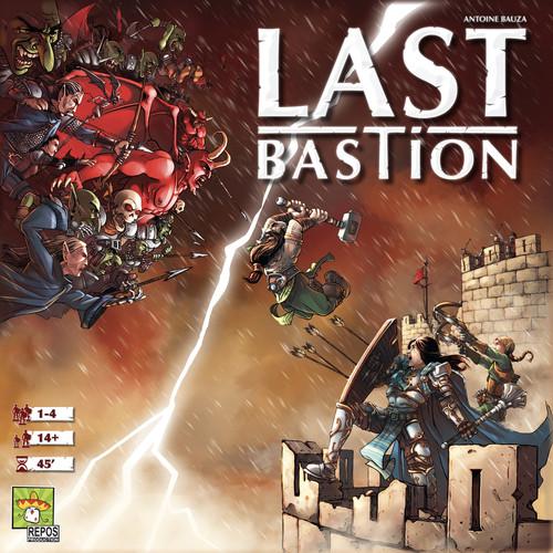 Foto Produk Last Bastion ( Original ) Board Game - TBG Toko Board Game dari Toko Board Game