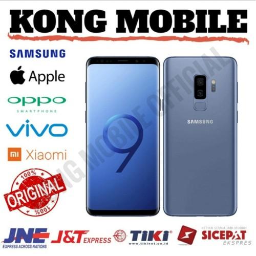 Foto Produk Samsung Galaxy S9+ 6/256 GB SEIN Fullset Likenew dari KONG MOBILE OFFICIAL