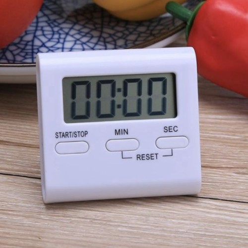Foto Produk Kitchen timer Digital Alarm Dapur Masak Clock Stopwatch dari Enni Jakarta