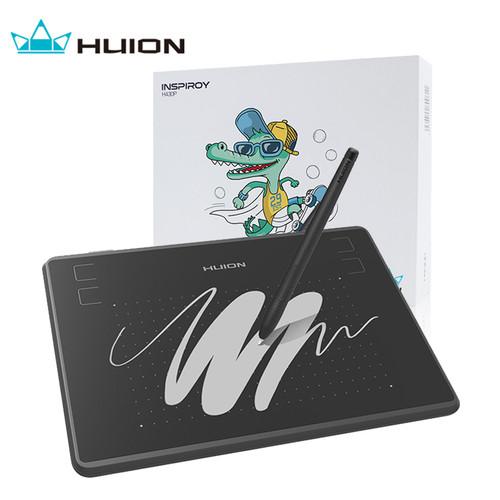 Foto Produk HUION H430P USB signature drawing Tablet graphics pen OSU Tablet dari gadget mate