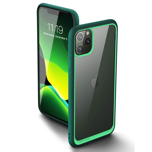 Foto Produk iPhone 11 / 11 Pro / 11 Pro Max Case Supcase UB Style Green Edition - iPhone 11 Pro, Dark Green dari Supcase Official ID