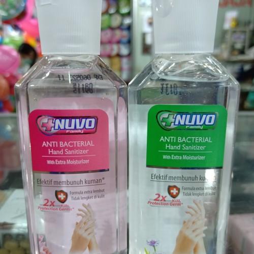 Foto Produk Hand sanitizer gel Nuvo 85ml dari radilla shop1