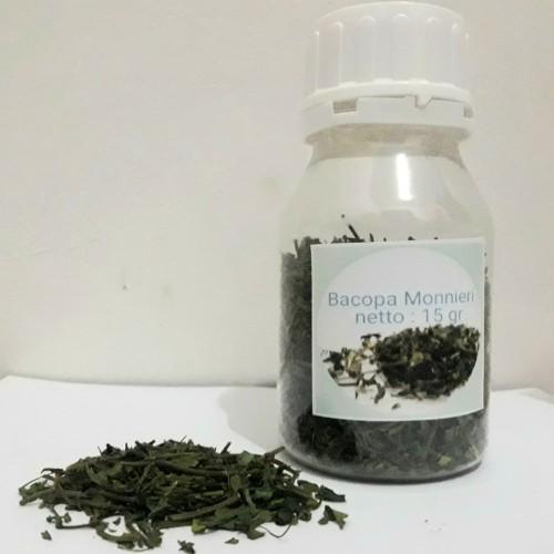 Foto Produk Bacopa Monnieri Kering (Teh) 15 gram dari energzewatercom
