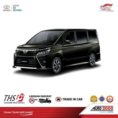 Foto Produk Toyota Voxy (Program Superdeals 50) Booking Fee Only dari AUTO2000 Official Store