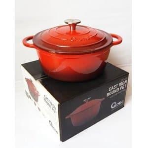 Foto Produk OXONE OX 3021RO CAST IRON / PANCI dari B Kitchen