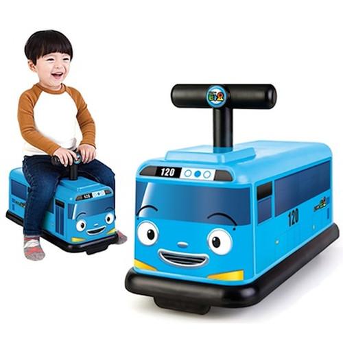 Foto Produk Tayo The Little Bus 114003 Classic Bus Ride-On Mainan Anak Original dari Tayo Official Shop