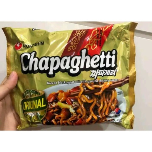 Foto Produk READYSTOCK NONGSHIM CHAPAGETTI CHAPPAGURI CHAPPAGETTI (film parasite) dari Vanillisnacks