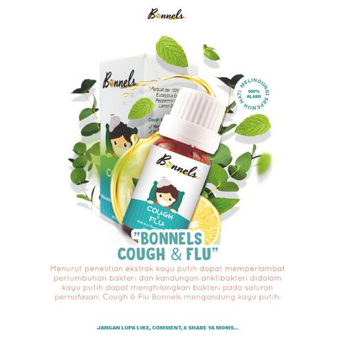 Foto Produk Bonnels Essential Oil Cough and Flu Minyak Esensial Original Jakarta dari Marketket