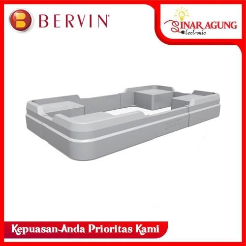 Foto Produk Dudukan/Roda/Alas/Mesin cuci Front loading/Kulkas Bervin BWSA-3D31x dari sinar agung electronic
