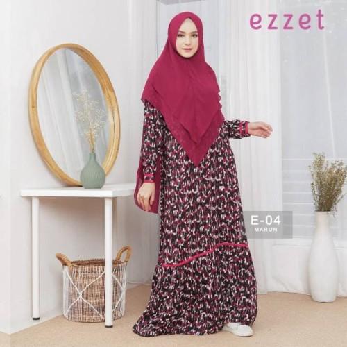 Foto Produk Gamis EZZET E-04 Size XS to L dari FarraShop