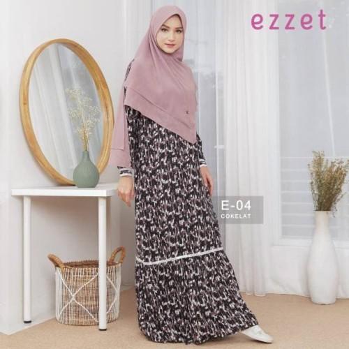 Foto Produk Gamis EZZET E-04 Size XL dari FarraShop