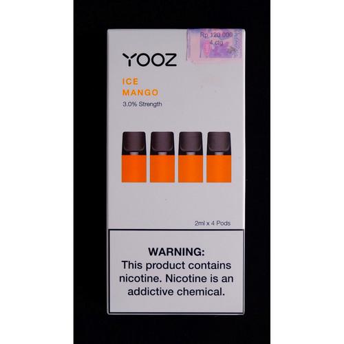 Foto Produk YOOZ IPOD ORIGINAL RESMI / isi ulang 1box 4pcs - Ice Mango dari Tech Component