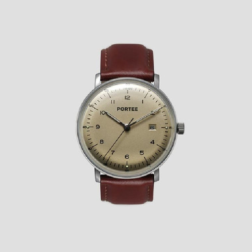 Foto Produk Portee Goods jam tangan pria MARQUE VINTAGE CREME dari portee goods