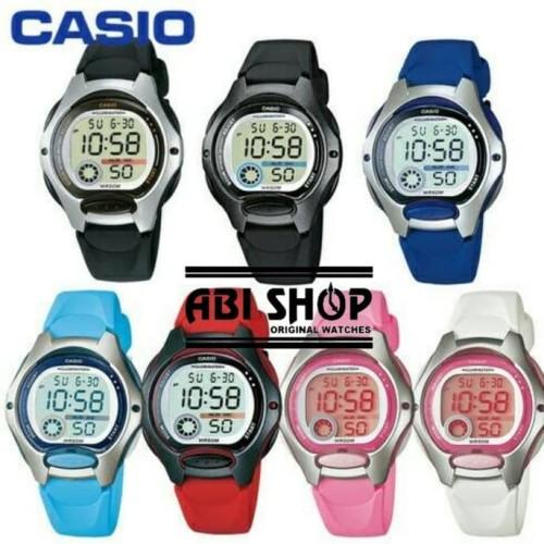 Foto Produk Jam Tangan Anak dan Wanita Casio LW-200-4AV Original Garansi Resmi 1 t dari abi-shop