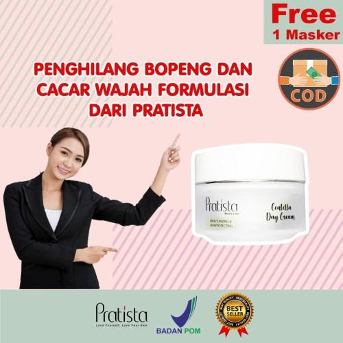 Foto Produk Cream Simple PENGHILANG BOPENG   Pratista Scar Series dari halimah kosmetiku