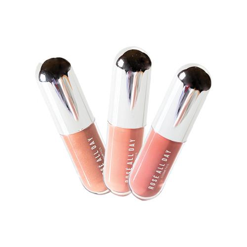 Foto Produk Rose All Day Rosé Lip Gloss - GLOW PILL dari mi.knick