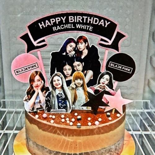 Foto Produk cake topper blackpink 2 dari Aomiao