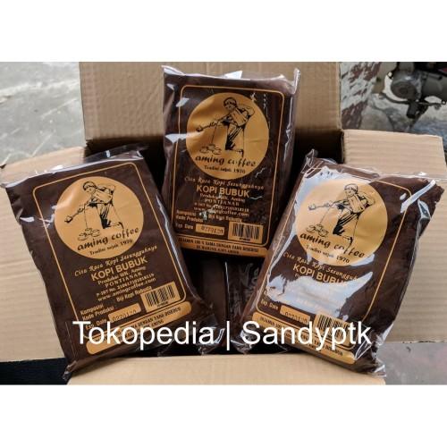 Foto Produk Kopi Bubuk Aming Coffee Khas Pontianak (1 Kg) dari SANDYPTK