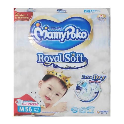 Foto Produk Mamypoko Tape M56 perekat mamy poko Royal Soft M 56 dari Lapak_Edi