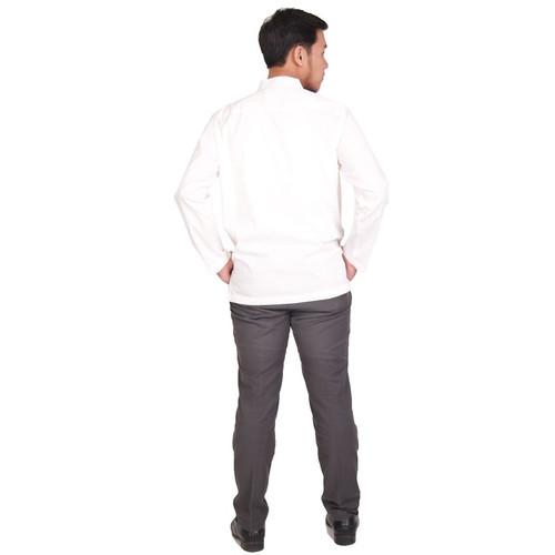 Foto Produk Zatta Men Koko Azad - Putih, XL dari Zatta Men Official