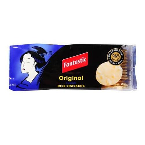 Foto Produk SANREMO FANTASTIC Rice Crackers [100 gr] - ORIGINAL dari Rezeki Fresh Market