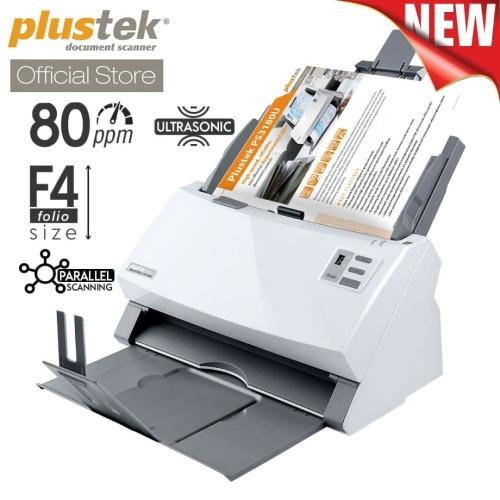 Foto Produk Scanner Plustek SmartOffice PS3180U - 80 Lembar/Menit (F4/Folio) dari Plustek Indonesia