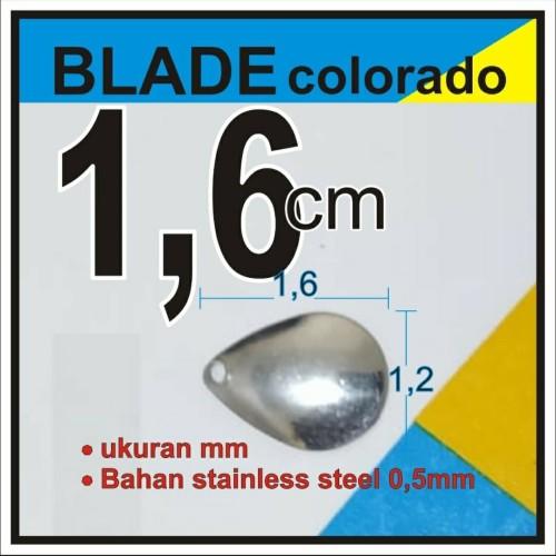 Foto Produk terlaris blade COLORADO ukuran 1.6mm dari omnisore