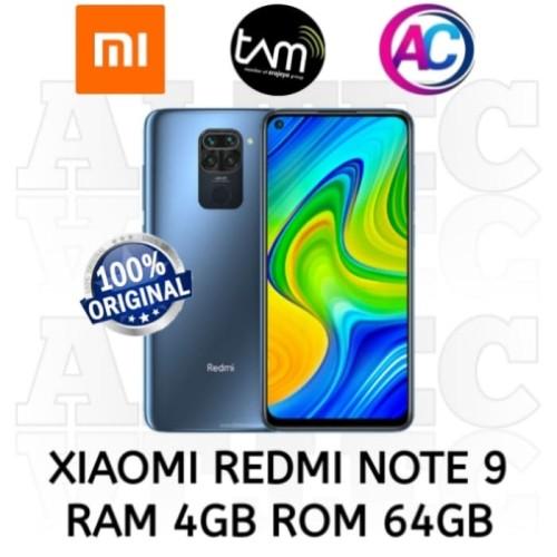 Foto Produk Xiaomi Redmi Note 9 4/64 RAM 4GB ROM 64GB GARANSI RESMI dari Altec Cellular