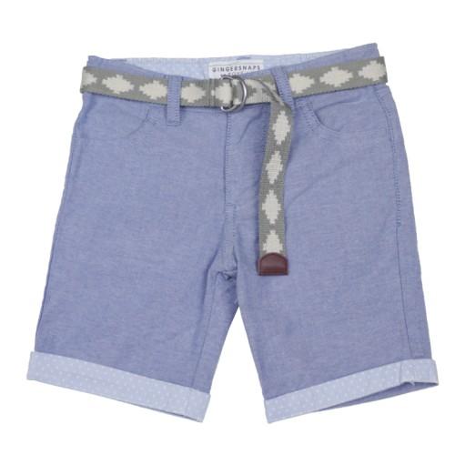 Foto Produk Gingersnaps East Hampton Dude Shorts Dk Blue - 12 y dari Gingersnaps Official