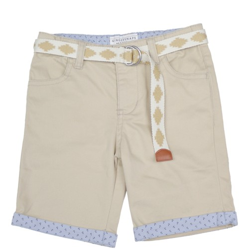 Foto Produk Gingersnaps Baby East Hampton Dude Short Lt Caramel - 6 m dari Gingersnaps Official