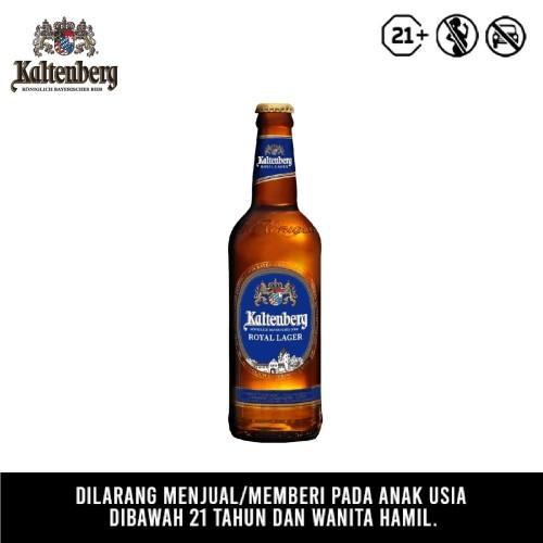 Foto Produk Kaltenberg Royal Lager 330mL dari kawan minum