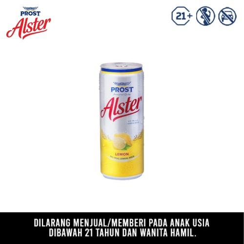 Foto Produk Prost Alster Can 320mL dari kawan minum