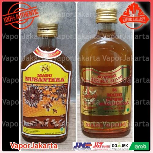 Foto Produk Madu Nusantara Super 250ml - Madu Nusantara Murni 250ml - Murni 250ml dari VaporJakarta