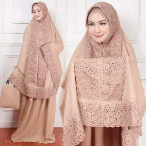 Foto Produk Mukenah Dewasa Siti Khadijah Fatimah Coksu dari Pusat Mukena Indonesia
