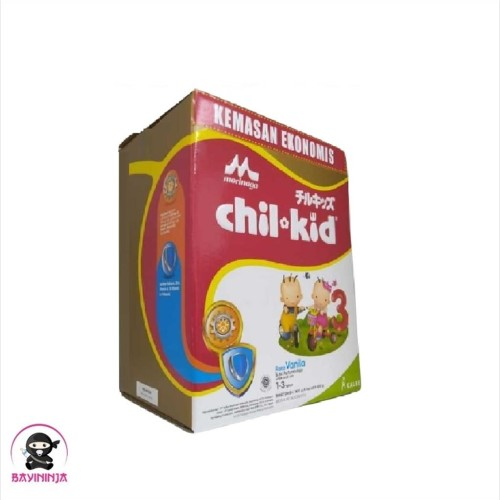 Foto Produk MORINAGA CHIL KID Vanila 1600g / 1600 g dari BAYININJA